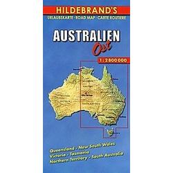 Australia East / Australie Est - Buch