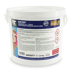 2 x 5 kg BAYZID® Multitabs 200g 5in1 für Pools (10 kg)