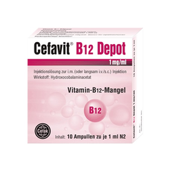 Cefavit B12 Depot 1 mg/ml