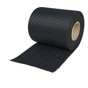 jarolift PVC-Rattan Sichtschutzstreifen, anthrazit, 2,6m, 10 Stück