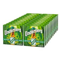 Underberg Kräuterlikör 44,0 % vol 4 x 20 ml, 20er Pack