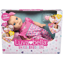 Spin Master Sammelfigur Luvabella Newborn - Blond