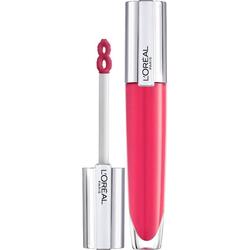 L'ORÉAL PARIS Lipgloss Brilliant Signature Plump-in-Gloss lila