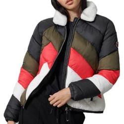 Superdry - Splice Padded Jacket - Jacken - Größe: L