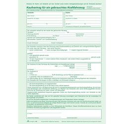 10 RNK-Verlag Kaufverträge 586/10 - für ein gebrauchtes Kraftfahrzeug