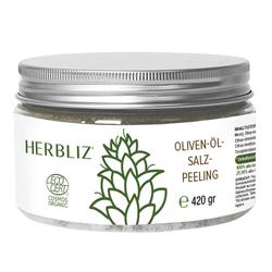 Herbliz Olive-Öl-Salz-Peeling