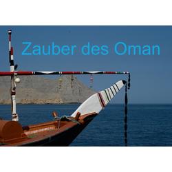 Zauber des Oman (Tischaufsteller DIN A5 quer)