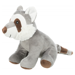 Trixie Hundespielzeug Waschbär Plüsch