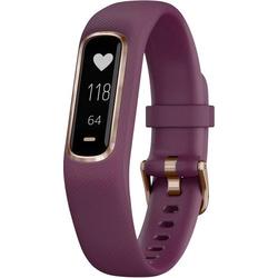 Garmin Vivosmart 4 Fitness-Tracker S/M Dunkelrot