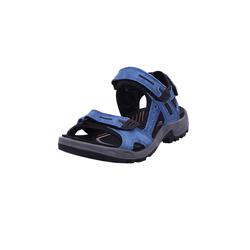 Sandalen Ecco blau