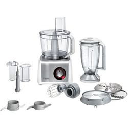 Bosch MultiTalent MC812S814 Küchenmaschinen - Edelstahl