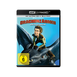 Drachenzähmen leicht gemacht 4K Ultra HD Blu-ray +