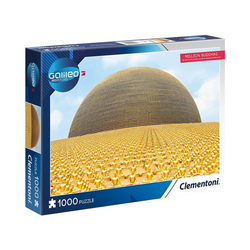 Clementoni® Puzzle Galileo Big Picture Puzzle 1000 Teile - Million, Puzzleteile