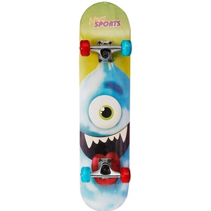 VEDES Großhandel GmbH - Ware 73415799 New Sports Skateboard Cyclops, LED, 78 cm