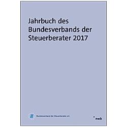 Jahrbuch des Bundesverbands der Steuerberater 2017 - Buch