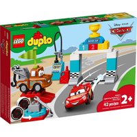 Lego Duplo Lightning McQueens großes Rennen 10924