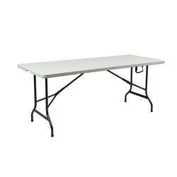 Wisam Gartentisch Tisch Gartentisch Klapptisch Klappbar Esstisch