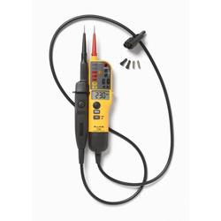 T150/VDE Spannungs & Durchgangsprüfer mit LCD mit Wiederstandsmessung Zuschaltbar