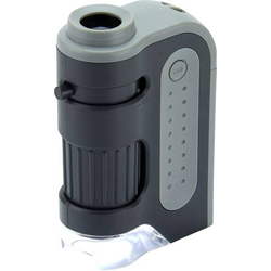 Carson Optical Taschen-Mikroskop 120 x Auflicht