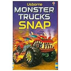 Monster Trucks Snap (Kartenspiel)