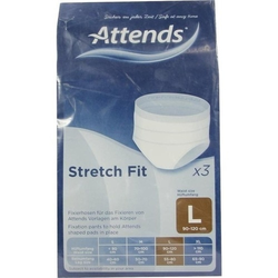 ATTENDS Stretchfit Hose large 3 St