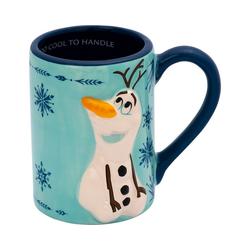 Disney Frozen Tasse Frozen Olaf 3D Tasse (Olaf Snowflakes)