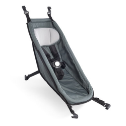 CROOZER Babysitz Graphite blue