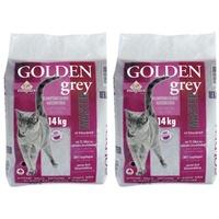 Pet-Earth Golden Grey Master 2 x 14 kg