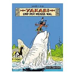 Yakari und der weiße Wal / Yakari Bd.21. Derib & Job  - Buch