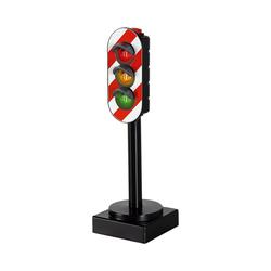 BRIO® Spielzeug-Eisenbahn Ampel