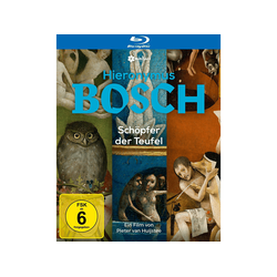 Hieronymus Bosch - Schöpfer der Teufel Blu-ray