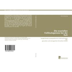 Die ovariellen Follikulogenese bei der Kuh als Buch von Silvia Schwantag