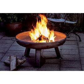 Siena Garden Feuerschale XXL Ø 75 cm anthrazit