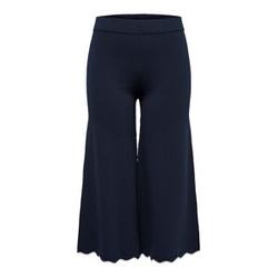 ONLY Weite Hose Damen Blau Female S