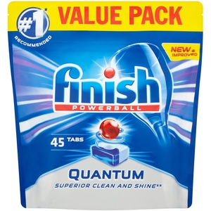Finish Quantum Max Spülmaschinen-Tabs