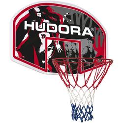 Basketballkorb Hudora In-/Outdoor (Set, Basketballkorb mit Basketball-Board)