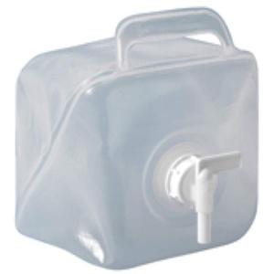 Politainer Unisex – Erwachsene Wasserkanister-15310 Wasserkanister, weiß, 10 L