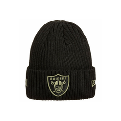 New Era Beanie Nfl Las Vegas Raiders Salute To Service