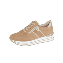 Plateausneaker Remonte Sand