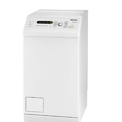 Miele Waschmaschine Toplader weiß WW690WPM