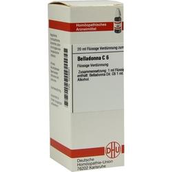 BELLADONNA C 6