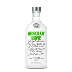 Absolut Lime 0,7L (40% Vol.)