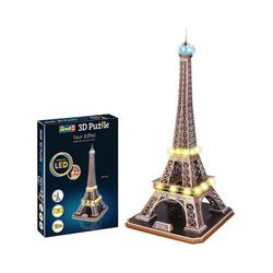Revell® 3D-Puzzle 3D-Puzzle Eiffelturm - LED Edition, Puzzleteile