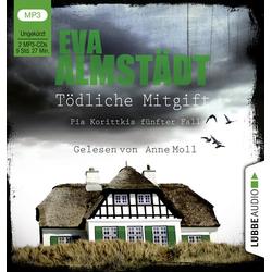 Tödliche Mitgift als Hörbuch CD von Eva Almstädt