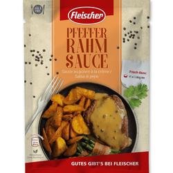 Pfeffer-Rahmsauce - Fleischer