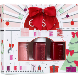 essie Nagellack-Set Mini Trio, 3-tlg.