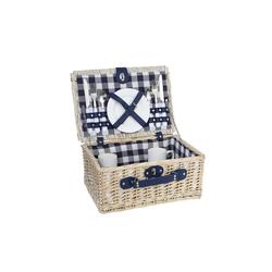 Cilio Picknickkorb Picknickkorb für 2 Personen AROLO, Picknickkorb