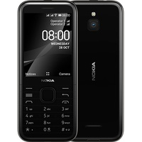 Nokia 8000 4G Handy onyx black