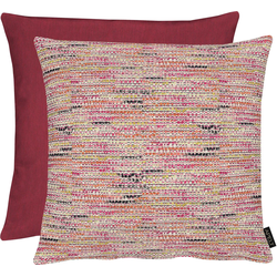 APELT Kissenhülle Tweed rot