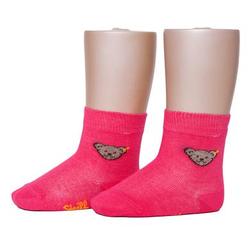 Steiff Socken TEDDY, pink